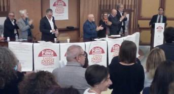"""Cento Passi per la Sicilia: """"In tantissimi all'apertura della campagna elettorale"""""""
