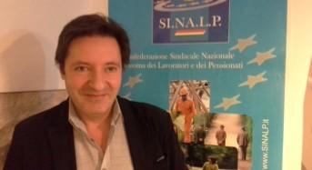 """Comiso. Giuseppe Brullo è il nuovo segretario nazionale Edili SI.NA.L.P.: """"Sicurezza sul lavoro, formazione e restauro le priorità"""""""