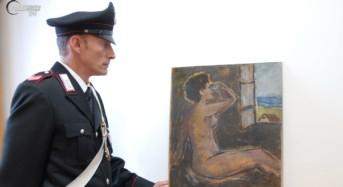 I Carabinieri sgominano una banda di falsari di arte contemporanea, attiva tra la Sicilia e l'Emilia Romagna
