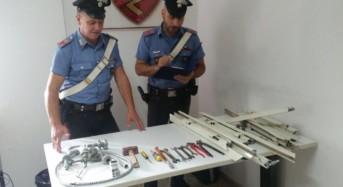 Misilmeri. Sorpresi a rubare all'interno di un'abitazione, i carabinieri arrestano due 20enni