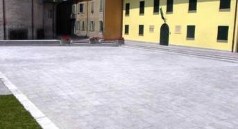 San Possidonio (Mo). Nuovi cinerari al Cimitero Comunale.