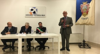 Vertice Cargo all'aeroporto di Comiso: L'idea trova il sostegno del ministro De Vincenti