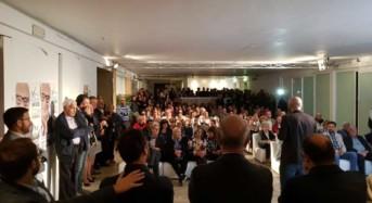 Digiacomo apre ufficialmente la campagna elettorale: Al suo fianco anche il segretario regionale Fausto Raciti