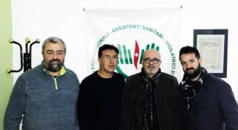 Rinnovo direttivo Collegio IPASVI degli Infermieri di Ragusa: Gaetano Monsù confermato Presidente, Daniele Scapellato il suo vice