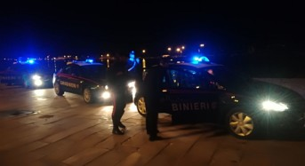 Rubavano grondaie in rame: Carabinieri arrestano tre giovani