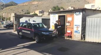 Palermo. Carabinieri e polizia municipale sequestrano un'autorimessa abusiva