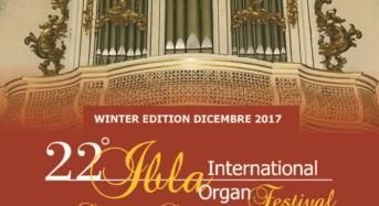 Ragusa Ibla, domenica l'apertura della 22^ Edizione del Festival Organistico Internazionale Città di Ragusa