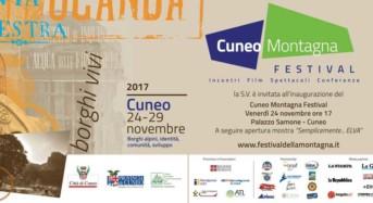Cuneo montagna festival: oggi il via. Grandi appuntamenti nel week end. Sabato due convegni sui borghi alpini e sulle ferrovie storiche
