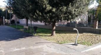 San Possidonio. Nuovo look per la fontana di piazza Andreoli.