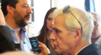 """Modena. Il segretario della Lega Salvini: """"Presto ritornerò nei comuni della Bassa colpiti dal sisma del 2012"""""""