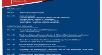 Attivita' di internazionalizzazione nell'africa sub-sahariana: Martedì 28 a Caltanissetta la conferenza di CNA Sicilia