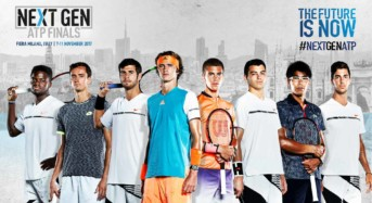 Milano, Sport. Sale la febbre Next Gen Atp Finals: Da oggi qualificazioni per scoprire chi sarà l'italiano a sfidare i 7 più forti del mondo