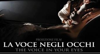 """Oggi la proiezione del film """"La voce negli occhi di Pietro Crisafulli all'I.S.S. """"Carlo Alberto Dalla Chiesa"""" di Caltagirone (CT)"""
