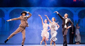 XXVI Festival Internazionale del Balletto: La grande danza al Teatro Garibaldi di Avola con la compagnia del Sibiu Ballet Theatre