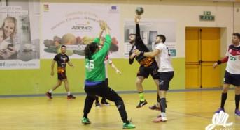 Handball. L'Andrea Licitra Pallamano Ragusa fa tremare l'Albatro Siracusa nel primo tempo, poi la corazzata aretusea prende il largo