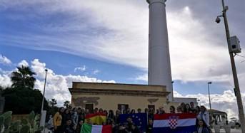 Vittoria. Erasmus Plus, la visita di una delegazione del Traina a Palazzo Iacono