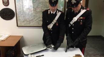 Monreale. Armi clandestine nella stalla, i carabinieri arrestano due fratelli palermitani