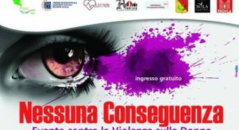 Nessuna conseguenza, a Ragusa due giorni di sensibilizzazione contro la violenza sulle donne