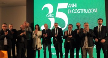 Festeggiati i 35 anni del C.A.E.C, presentato il nuovo direttore generale e il piano strategico 2018-2020