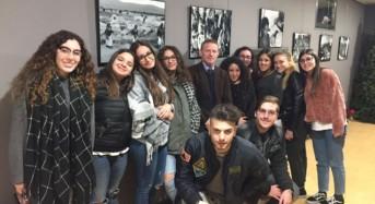 Vittoria Peace Film Fest, gli studenti incontrano Tommaso Luzzati