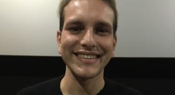 Luca Gambina racconta agli studenti la storia del Vittoria Peace Film Fest