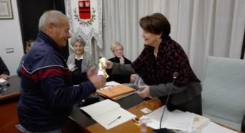 Museo della Ceramica di Calcinaia. Donano reperti, premiati.