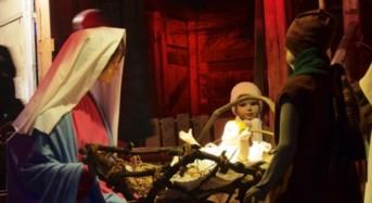 """San Possidonio (Mo). Domenica 17 sarà aperto al pubblico il, """"Grande Presepe""""."""