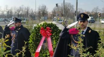 Modena, deposta una corona d'alloro in memoria di Giovanni Palatucci