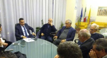 La giunta della CIA Sicilia incontra l'assessore regionale all'agricoltura Bandiera