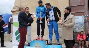 Il bresciano Tito Tiberti si è aggiudicato la quindicesima edizione della maratona città di Ragusa: Lorena Piastra prima tra le donne