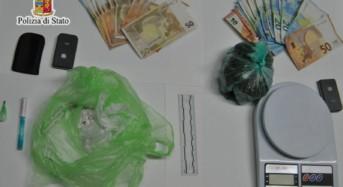 A Niscemi arrestati padre e figlio per detenzione ai fini di spaccio di cocaina e marijuana – FOTO