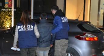 Valguarnera. Durante il pranzo pasquale litiga per futili motivi col padre: Arrestato dalla Polizia di Stato