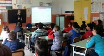 """Acate. Cultura della legalità: i carabinieri incontrano gli studenti dell'istituto comprensivo """"Cap. Puglisi"""""""