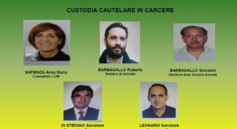 """Operazione """"Sibilla"""": Arrestato il sindaco di Acireale ed altre 7 persone per corruzione e turbativa d'asta"""
