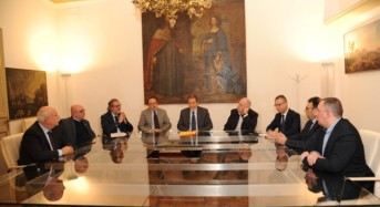 Sicilia. Musumeci incontra sindacato UGL