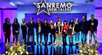 Sanremo Newtalent: In 10 passano alle finali nazionali di categoria