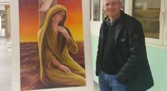 Gli artisti sulla via di San Giuseppe, Prima Collettiva d'Arte a Santa Croce Camerina