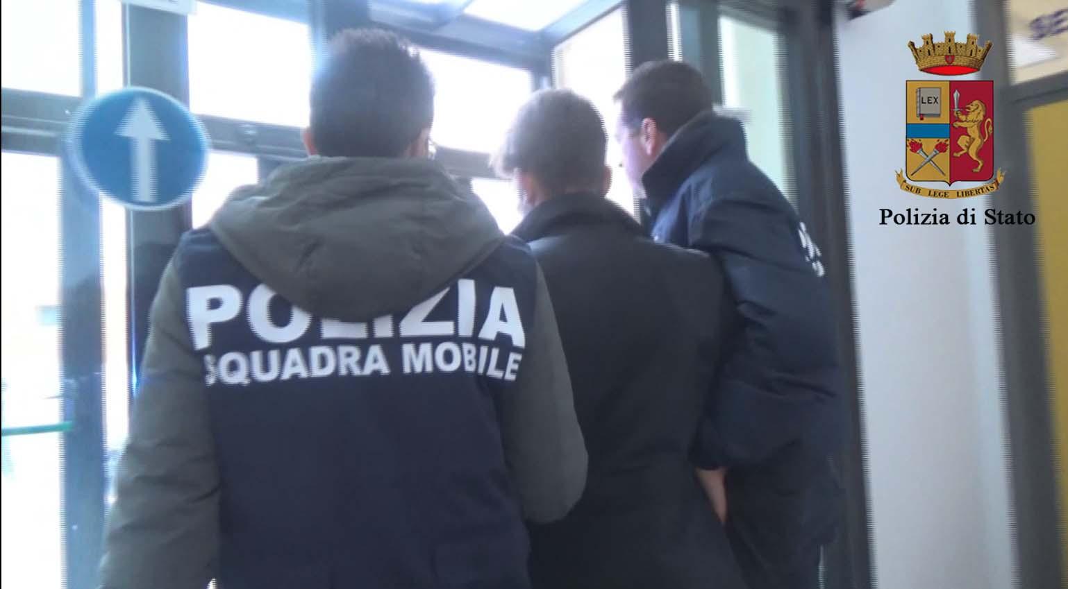 Torino. Operazione antiterrorismo della Polizia di Stato: Arrestato ...