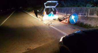 Agrigento. Rubava segnaletica stradale da un deposito ANAS: Arrestato