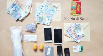 Modena. Nigeriano arrestato dalla Polizia di Stato per droga, nascondeva in casa un'ingente refurtiva