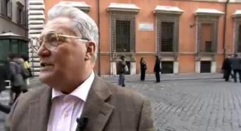 """Senato. Serafini (FI): """"Romani sarebbe ottimo presidente"""""""