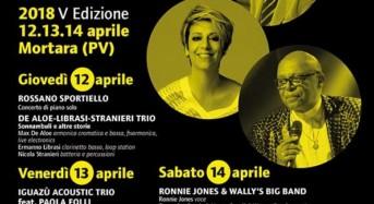 Jazz Festival Città di Mortara: dal 12 al 14 aprile a Mortara (Pavia) la quinta edizione