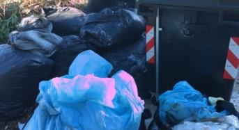 Modica. Abbandono e deposito incontrollato di rifiuti. Sanzionate 35 persone dalla polizia locale