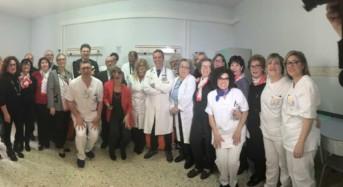 """Ragusa. AIL dona tre poltrone all'U.O. di ematologia dell'ospedale """"M. P. Arezzo"""""""