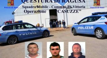 """Vittoria e provincia. La Polizia di Stato disarticola gruppo di albanesi spacciatori di cocaina: """"Pomodorini"""" da tagliare, venduti a 5.000 euro"""