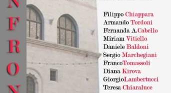 """Gubbio. L'artista Filippo Chiappara in Mostra """"CONFRONTI"""""""