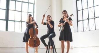 """Sonorità folk e rock con gli strumenti della musica classica: Sabato 31 marzo a Vittoria il progetto artistico """"Harpeth Rising"""""""