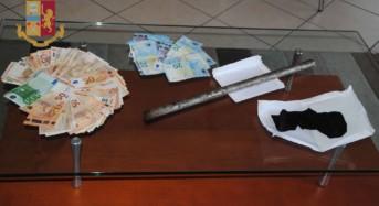 La Polizia di Stato individua l'autore della rapina perpetrata ieri ai danni di un anziano a Taormina