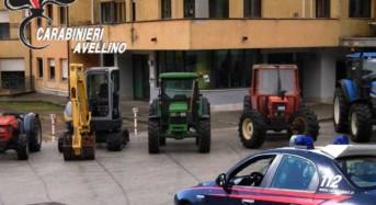 """Avellino. Sgominata banda """"capeggiata"""" da una donna: Furti di mezzi e macchine agricole di ingente valore"""