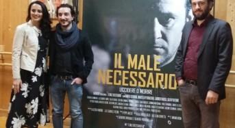 """Ragusa. Buona la prima, anzi, l'anteprima: Ieri la presentazione alla stampa del film """"Il male necessario"""""""